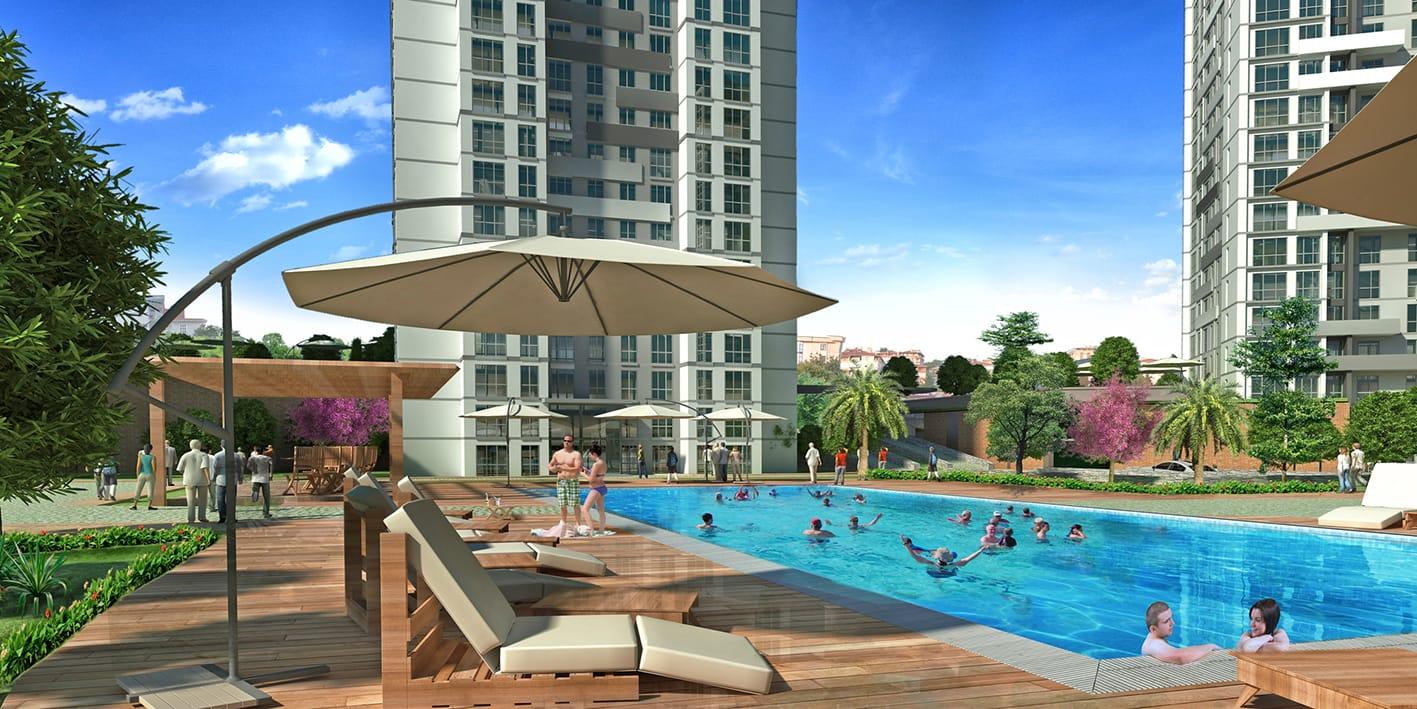 Istanbull Beylikduzu, 1 Bedroom Bedrooms, ,1 BathroomBathrooms,Apartment,International Properties,1044