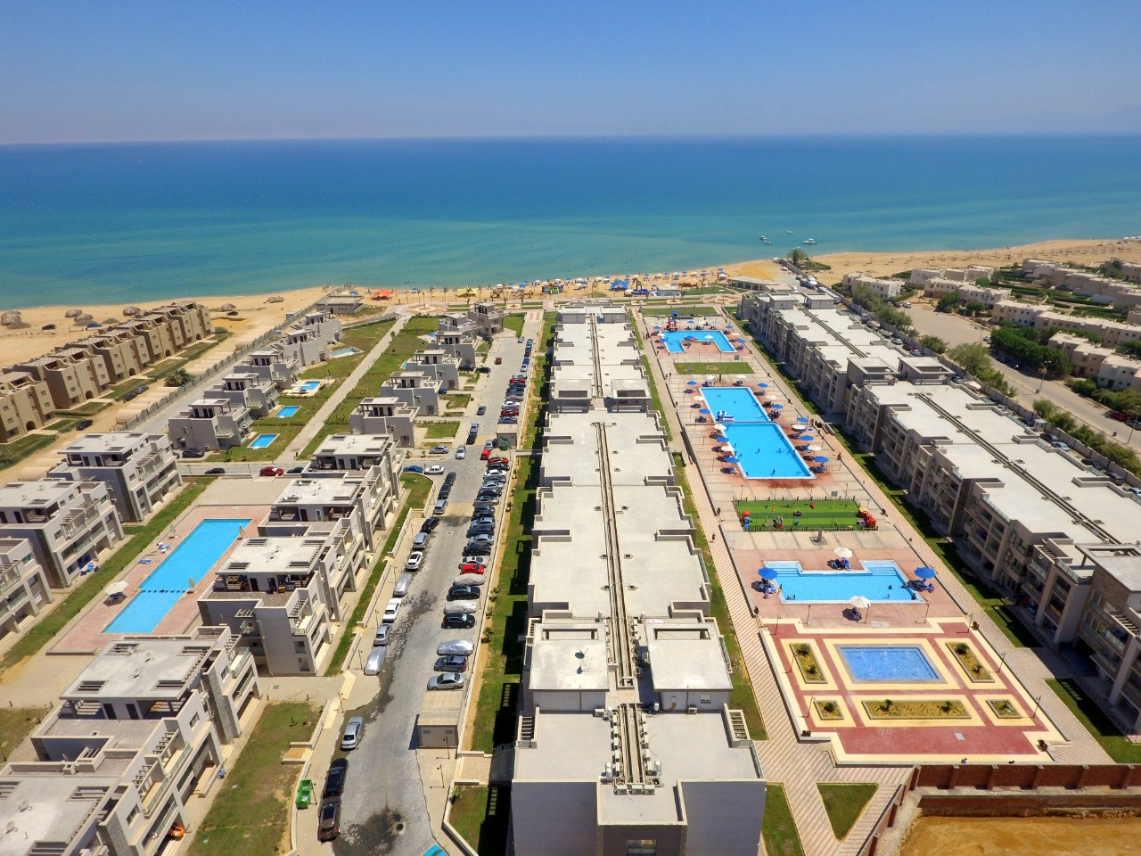 Ain Sokhna, Egypt, 3 Bedrooms Bedrooms, ,3 BathroomsBathrooms,Penthouse,International Properties,1011