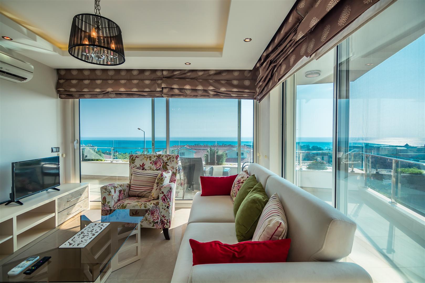 Alanya, Turkey, 1 Bedroom Bedrooms, ,1 BathroomBathrooms,Apartment,International Properties,1017