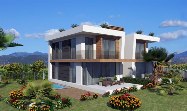 Alanya, Turkey, 3 Bedrooms Bedrooms, ,3 BathroomsBathrooms,Villa,International Properties,1022