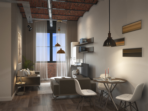 Water Street, Stockport, SK1 2BX, UK, 2 Bedrooms Bedrooms, ,1 BathroomBathrooms,Apartment,International Properties,1036